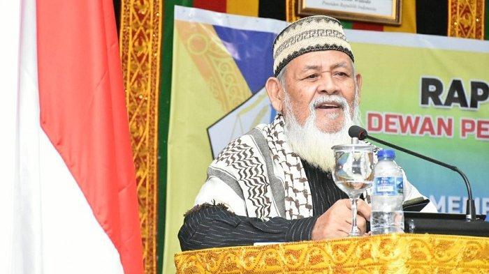 Cegah Virus Corona Masuk Aceh, Waled NU Ajak Masyarakat Perbanyak Doa Tolak Bala