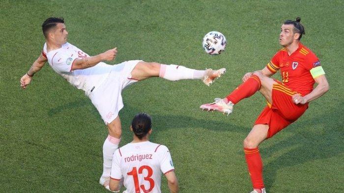 Piala Eropa 2020: Wales-Swiss Berbagi Skor 1-1, Italia Kian Kokoh di Puncak, Ini Klasemen Grup A