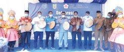 Wali Kota Deklarasikan Mulia Sebagai Gampong Bersinar