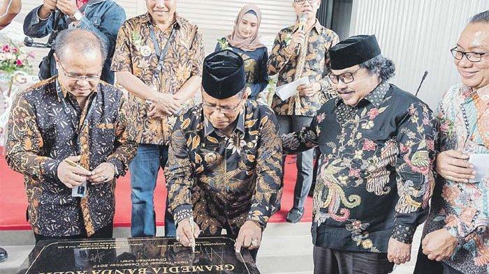 Toko Buku Gramedia Hadir di Banda Aceh