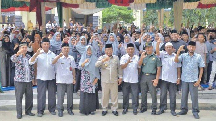 Aminullah Minta Siswa Jauhi Narkoba Serambi Indonesia
