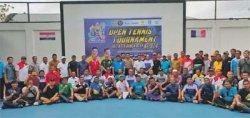 Empat Regu ke Semifinal Tenis HUT Banda Aceh