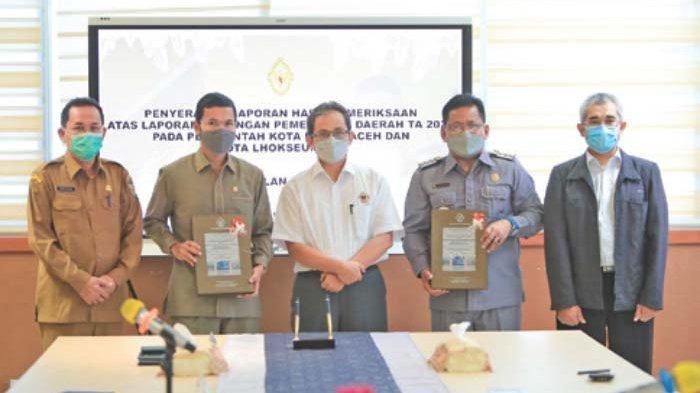 Banda Aceh Raih WTP ke-13 Berturut-turut