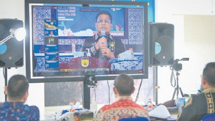 Aminullah Jadi Narasumber Nasional STBM Kemenkes, Kick Off Meeting GERMAS