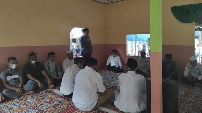 Wali Kota dan Wakil Wali Kota Langsa Takziah ke Rumah Duka Almarhum Abu Keuniree