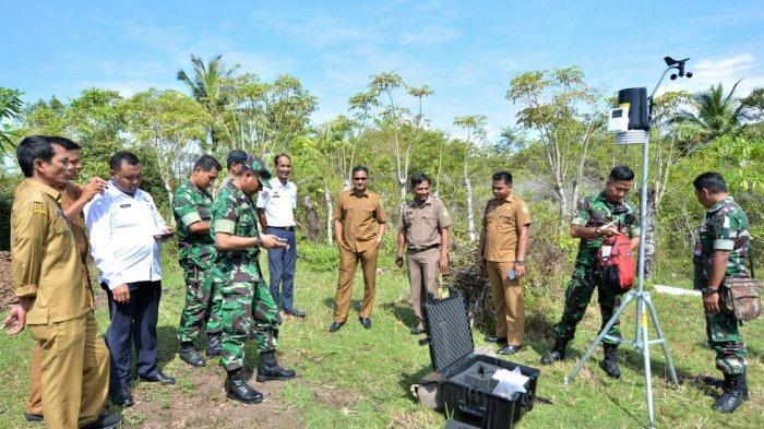 Wali Kota Survei Lokasi Pembangunan Bandara Internasional di Sabang