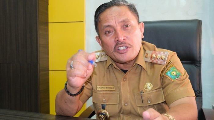 Wali Kota Subulussalam Reshuffle Puluhan Pejabat, 'Jangan Menikam dari Belakang'