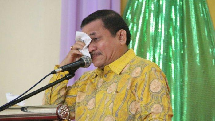 Wali Kota Merah Sakti Dilapor ke Ombudsman