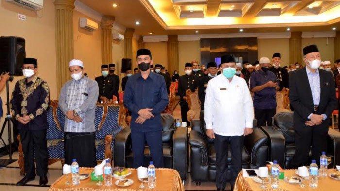 Tgk Malik Mahmud Al-Haytar Buka Raker Lembaga Wali Nanggroe
