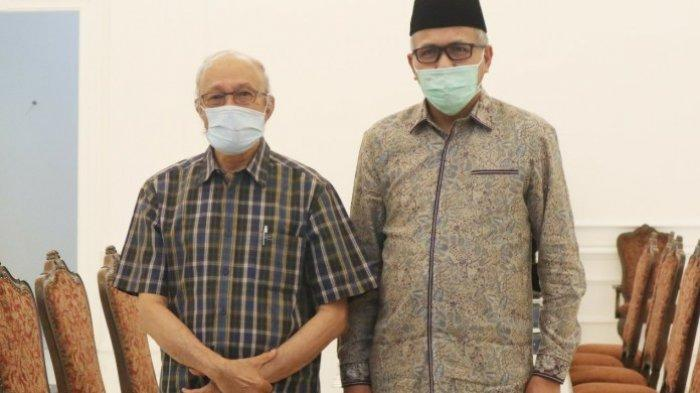 Polemik Tapal Batas Aceh-Sumut, Wali Nanggroe: Aceh Akan Bentuk Tim Bersama