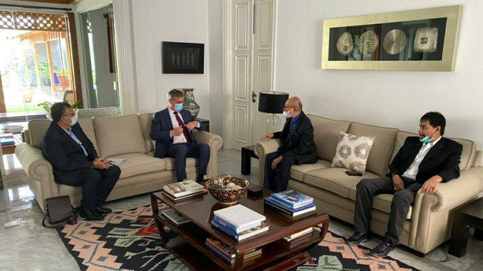 Uni Eropa Pertanyakan Perkembangan Terkini Aceh