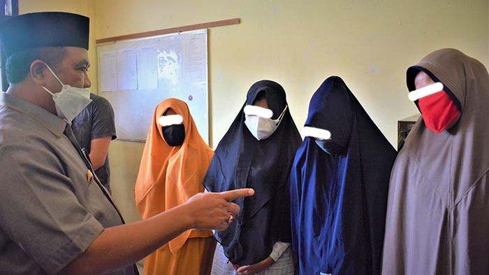 Bupati Aceh Barat Marahi Pelaku Prostitusi di Meulaboh, Perintah Satpol PP Tutup Tempat Penginapan