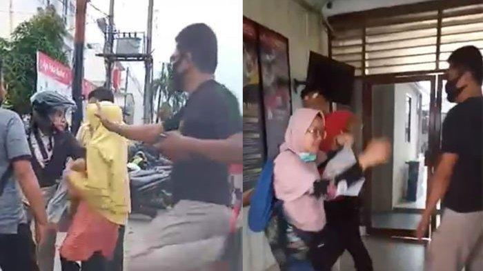 Wanita Hamil dan Ibunya Mengaku Dikasari Oknum Polisi Polsek Percut Sei Tuan, Kapolsek Menyangkal