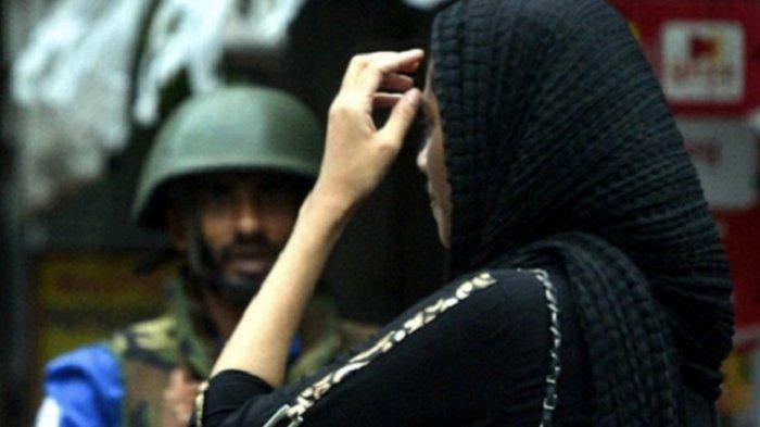 Sri Lanka Akan Melarang Burqa dan Menutup Seribuan Sekolah Islam, Dengan Dalih Keamanan Nasional
