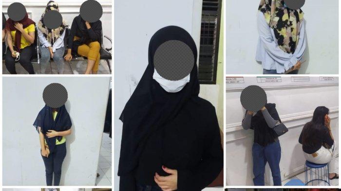 7 Wanita Muda yang Digaruk dari Cafe GK Dipulangkan, Ini Penjelasan Kabid Penegakan Syariat Islam
