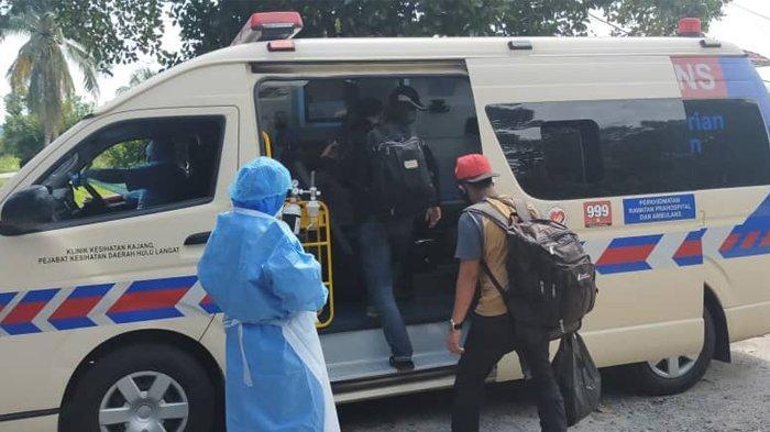 Kronologis Larinya Tiga Warga Aceh di Malaysia Saat Tes Covid-19, Datuk Mansyur: Kini Telah Teratasi