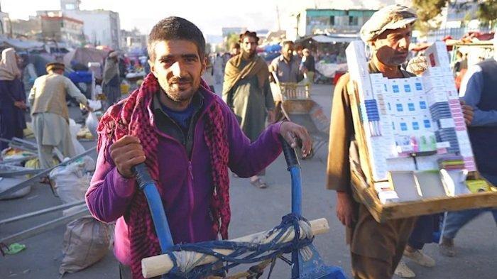 Rakyat Afghanistan Mulai Melawan Kelaparan Dibawah Penguasa Taliban
