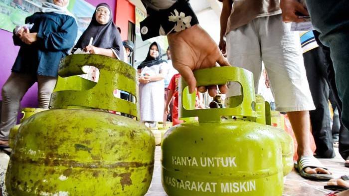 Gas Elpiji 3 Kg Langka di Bireuen, Harganya Capai Rp 30.000 Per Tabung