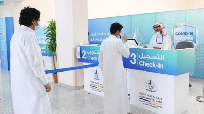 Arab Saudi Catat 1.162 Kasus Baru Virus Corona dan 15 Kematian