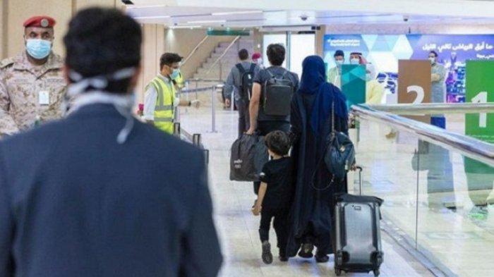 Warga Arab Saudi Diizinkan Melancong ke Luar Negeri Mulai 17 Mei 2021, Jika Sudah Divaksin Covid-19