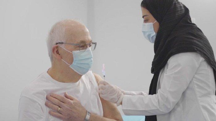 Warga AS Puji Program Vaksinasi Covid-19 Arab Saudi