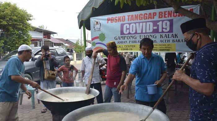 Kanji Rumbi Aceh, Kuliner Ramadhan yang Diyakini Bisa Perkuat Imun Tubuh