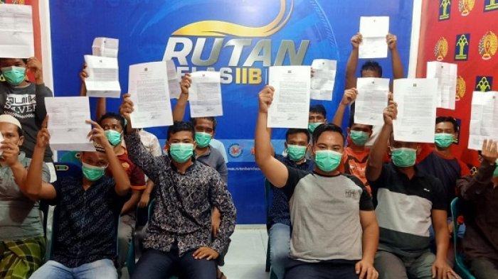 17 Napi Rutan Banda Aceh Berlebaran dengan Keluarga, Kepala Rutan Tekankan WBP Tetap Ikuti Ketentuan