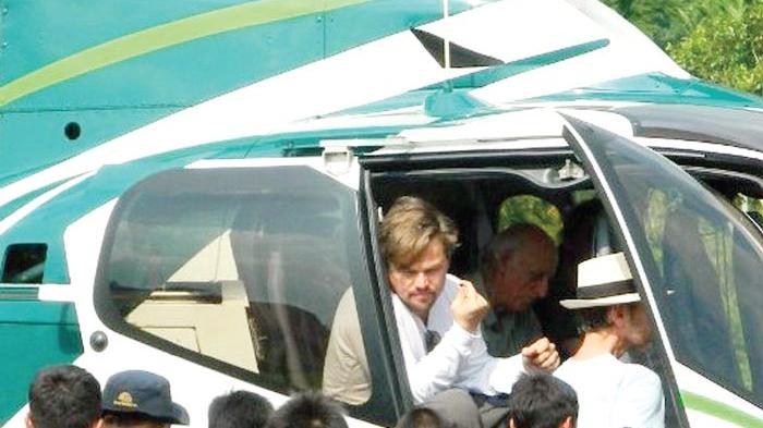 Leonardo DiCaprio Kunjungi TNGL