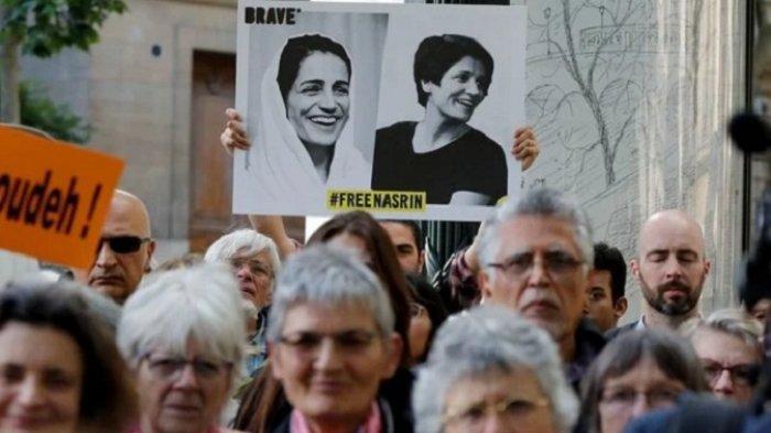 PBB Desak Teheran Bebaskan Pembela HAM Iran, Mendekam di Penjara Paling Kejam di Dunia
