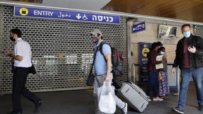 Israel Batalkan Kewajiban Masker, Sekolah Kembali Dibuka, Vaksinasi Covid-19 Dinilai Berhasil
