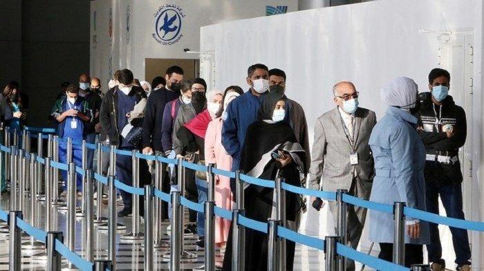 Kuwait Memberikan Dosis Pertama Vaksin Covid-19 Kepada 20.000 Orang Lebih