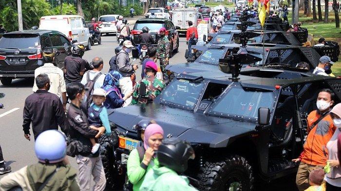 Publik Puas, Selamat Ulang Tahun ke-76 TNI