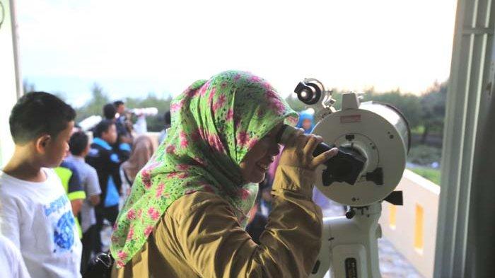 Kemenag RI Anggap Observatorium Hilal Aceh Jadi Contoh Nasional