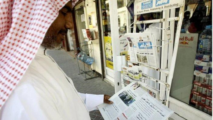 Bahrain Hapus Jurnalis Masuk Penjara, Undang-Undang Pers Dirubah