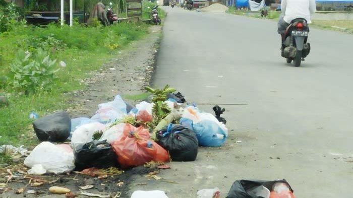 Sediakan TPS Sampah di Seputaran Kota Sigli!