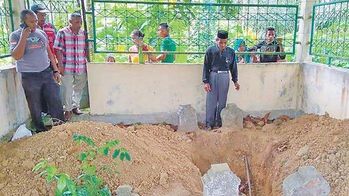 Makam Tokoh Islam Tertua Sudah Didaftarkan