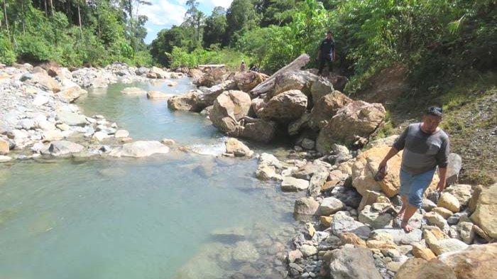 Objek Wisata Alue Gantung, Menikmati Sejuknya Air Pegunungan Beutong