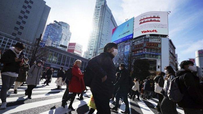 Dibalik Suasana Meriah Olimpiade Tokyo, Kasus Virus Corona di Jepang Terus Menanjak