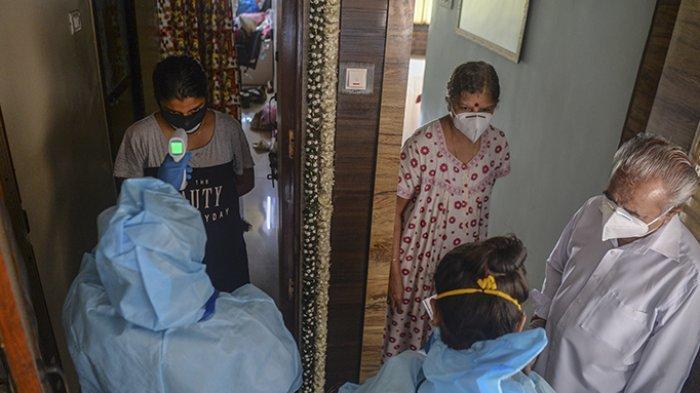 Kasus Virus Corona di Asia, Dari India Sampai Cina, India Masih Tertinggi
