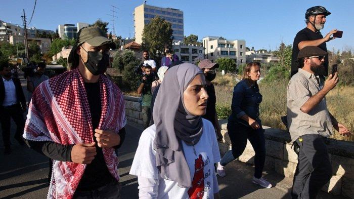 Remaja Palestina Menanggung Bekas Luka Pertempuran Penggusuran di Jerusalem Timur