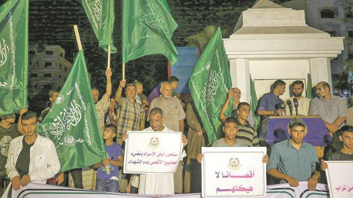 Palestina Kecam Seruan Israel untuk Mengubah Status Quo Masjid Al Aqsa di Yerusalem