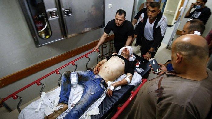 Israel Benar-benar Biadab, Jet Tempur Tewaskan 200 Orang di Jalur Gaza, Ribuan Lainnya Terluka