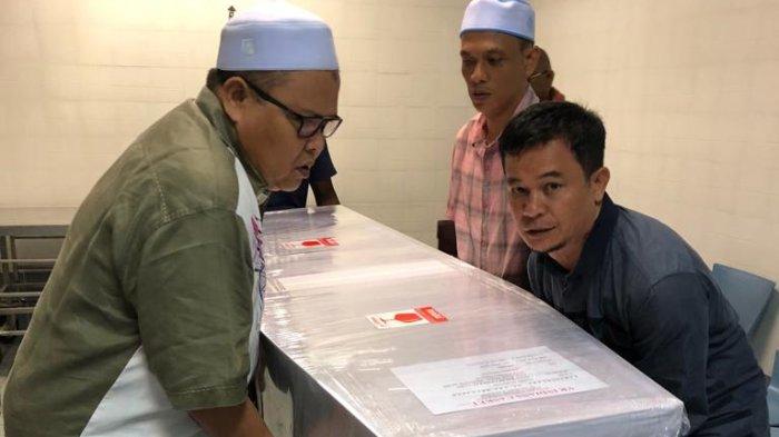 Hendak Berobat ke Malaysia Warga Pidie Jaya Meninggal di Pesawat