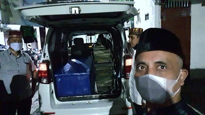 Meninggal di Jakarta, Jenazah Warga Pidie Dipulangkan ke Aceh