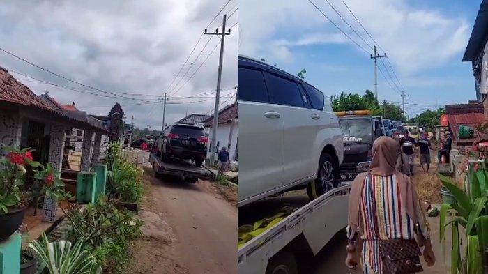 Heboh Warga Satu Desa Beli Mobil Baru Hingga Ratusan Unit, Ternyata Ada Proyek Ini di Pedesaan