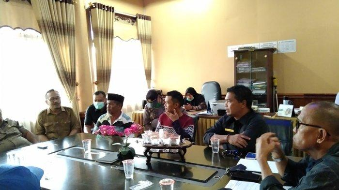 Imam Masjid, Keuchik dan Perangkat Desa di Aceh Singkil belum Terima Honor, Ini Kata Kaban Keuangan