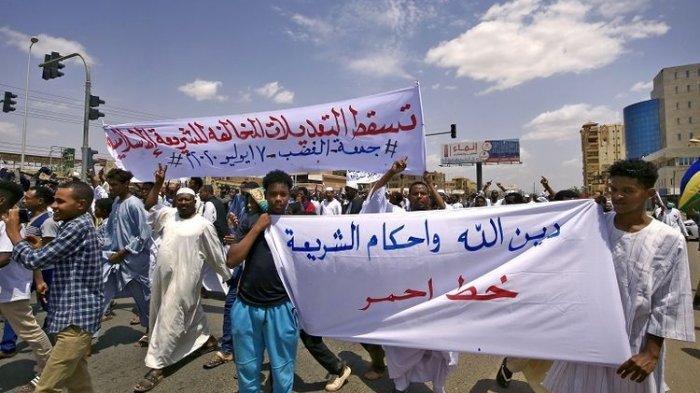 Akhirnya Sudan Menyerah Pada Tekanan Internasional