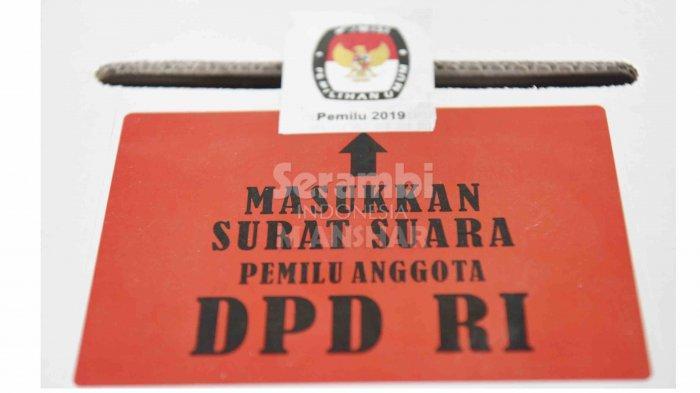 Rekap Data Se-Aceh, Ini Perolehan Sementara 10 Besar Calon DPD, Haji Uma Melesat Jauh