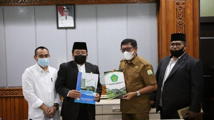 Rektor UIN Ar-Raniry Prof Warul Walidin Sebut Pendidikan Aceh Sudah 'On The Track', Ini Indikatornya