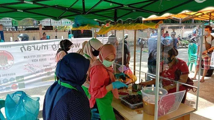 Hakka Buka Warung Murah, Beli Nasi Rp 7.000 di Warung Muslim Dijual Kembali Rp 3.000